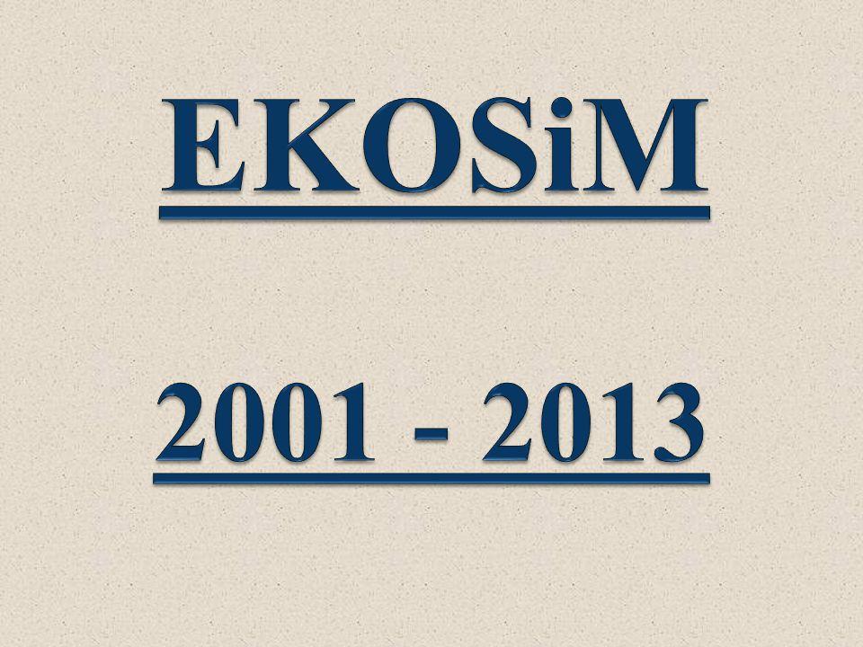 EKOSiM 2001 - 2013