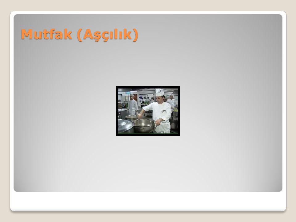 Mutfak (Aşçılık)