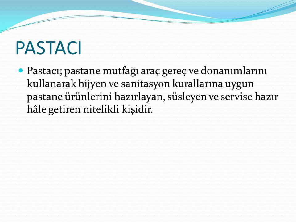 PASTACI