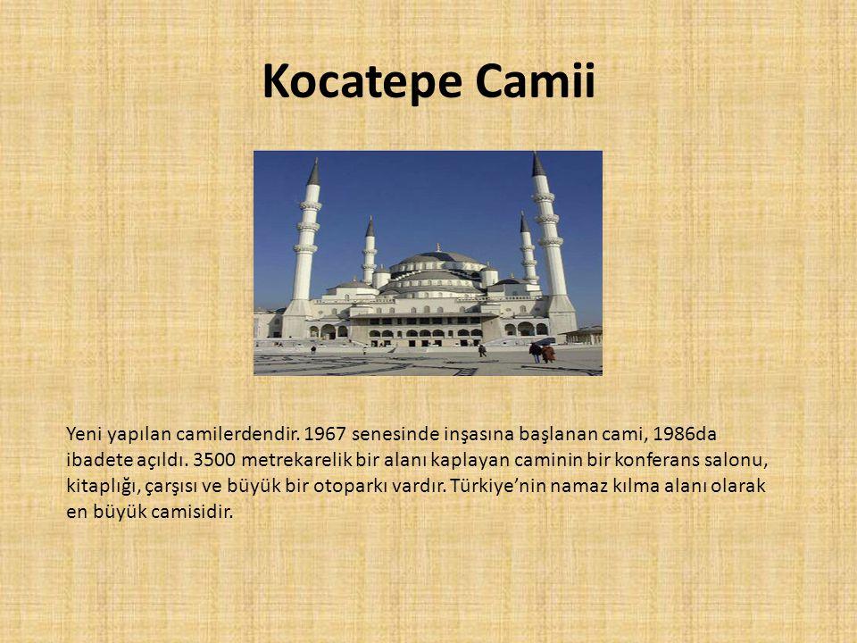 Kocatepe Camii