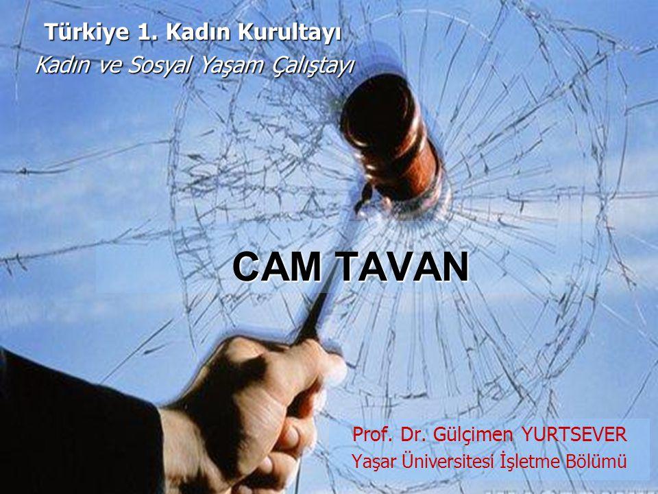Prof. Dr. Gülçimen YURTSEVER Yaşar Üniversitesi İşletme Bölümü