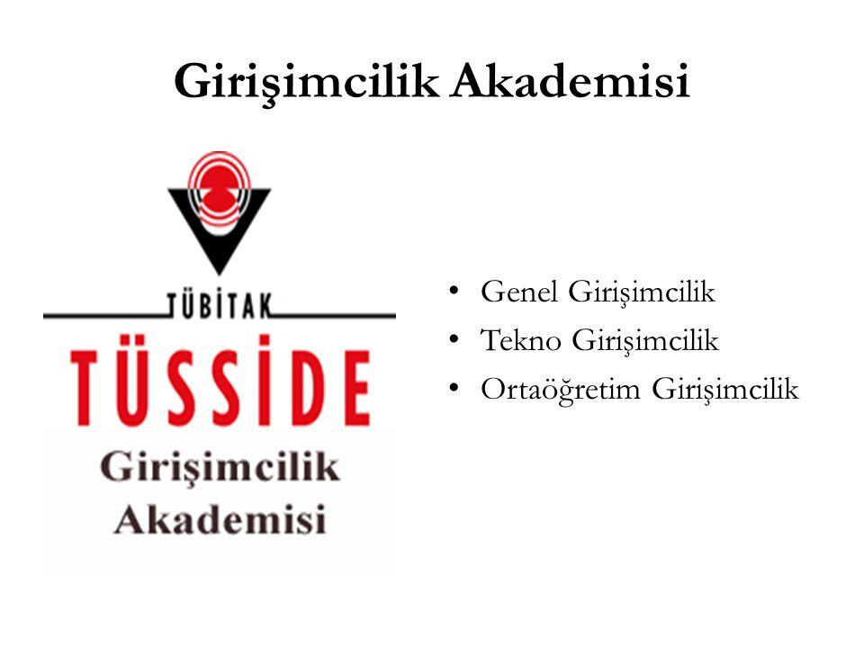 Girişimcilik Akademisi