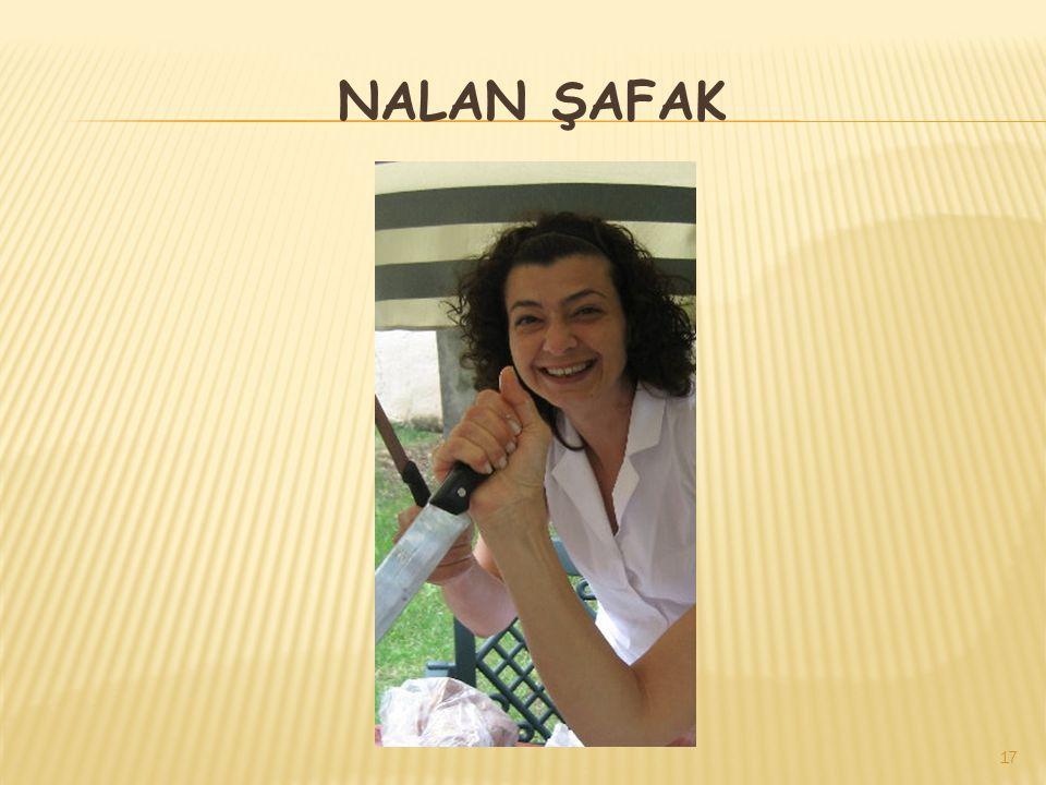 NALAN ŞAFAK