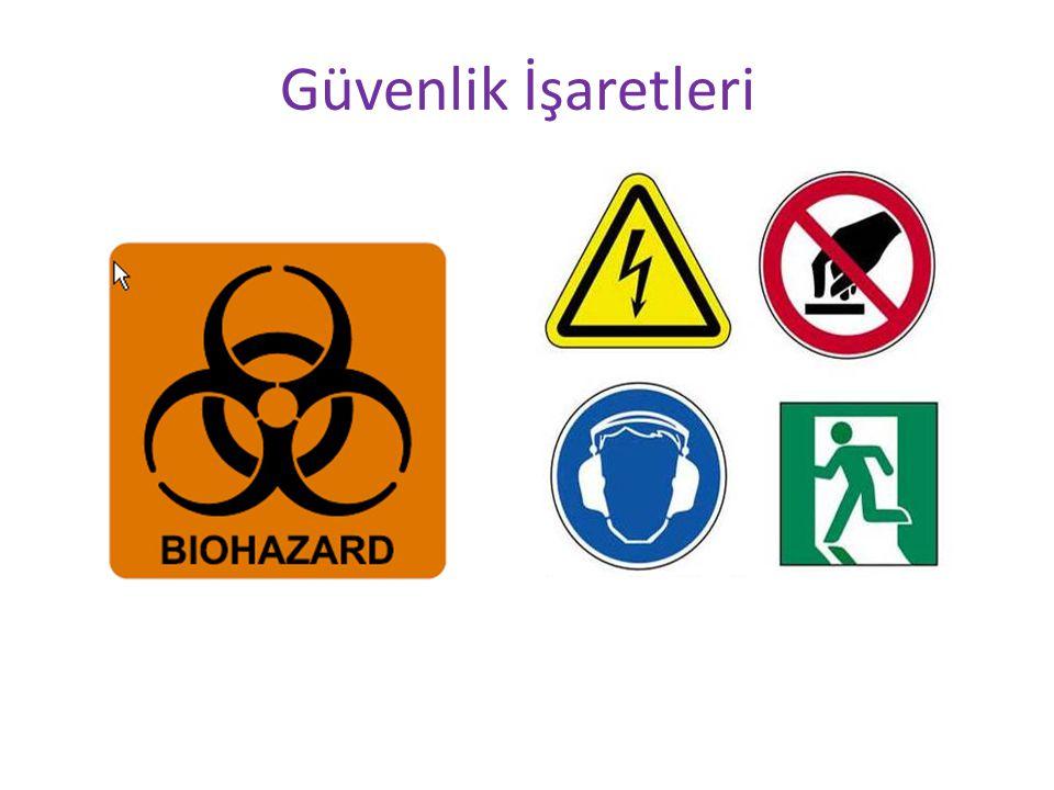 Güvenlik İşaretleri