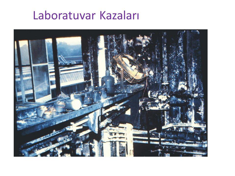 Laboratuvar Kazaları 35
