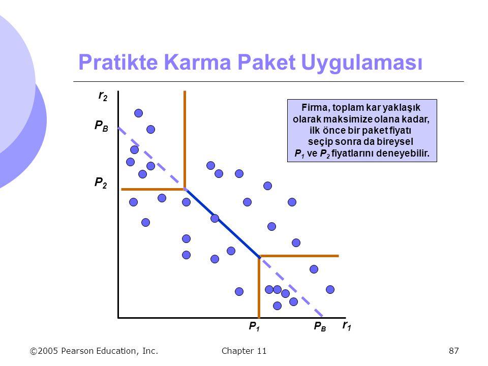 Pratikte Karma Paket Uygulaması