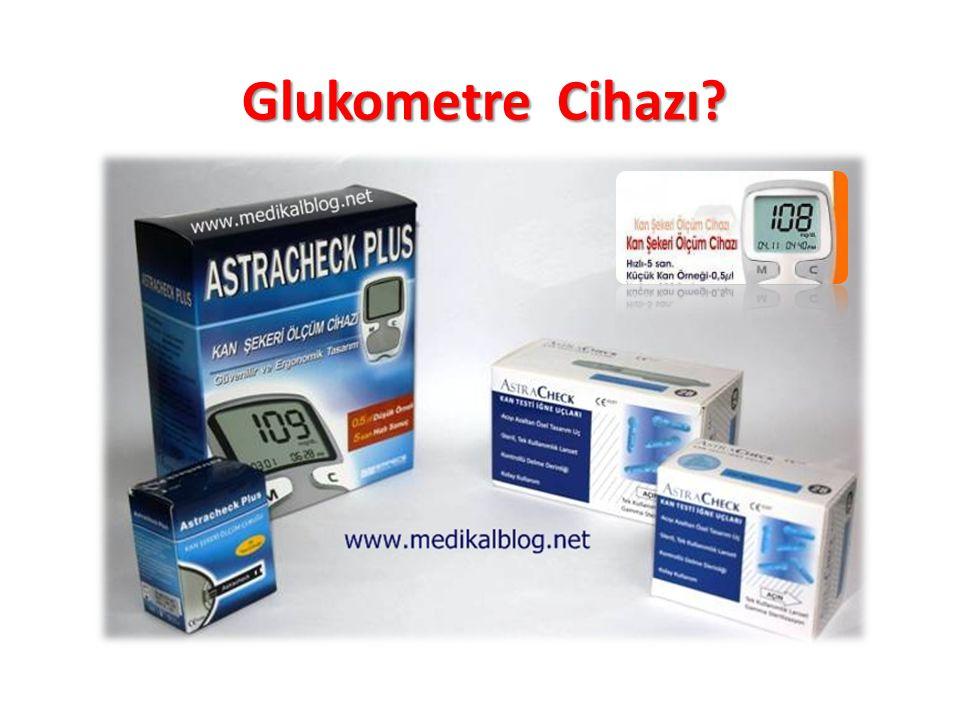 Glukometre Cihazı