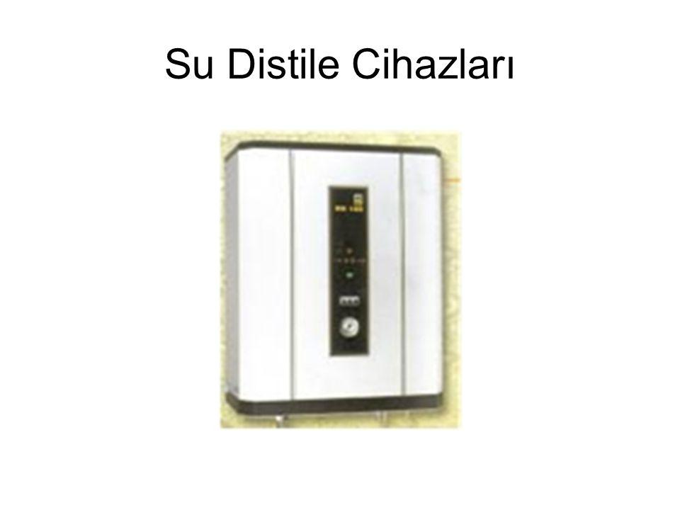 Su Distile Cihazları