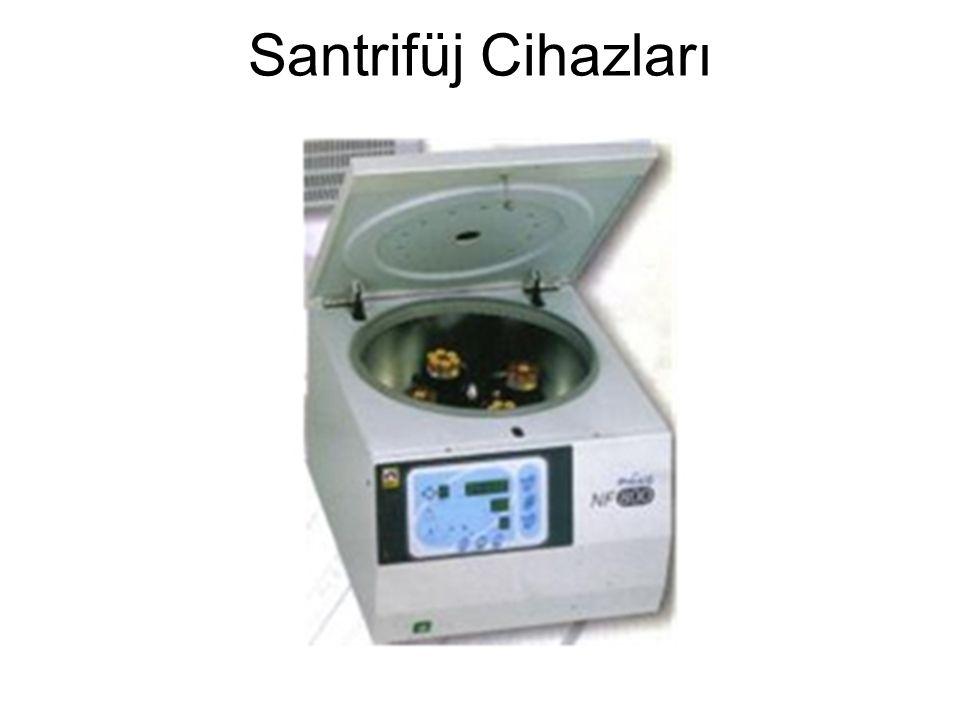 Santrifüj Cihazları