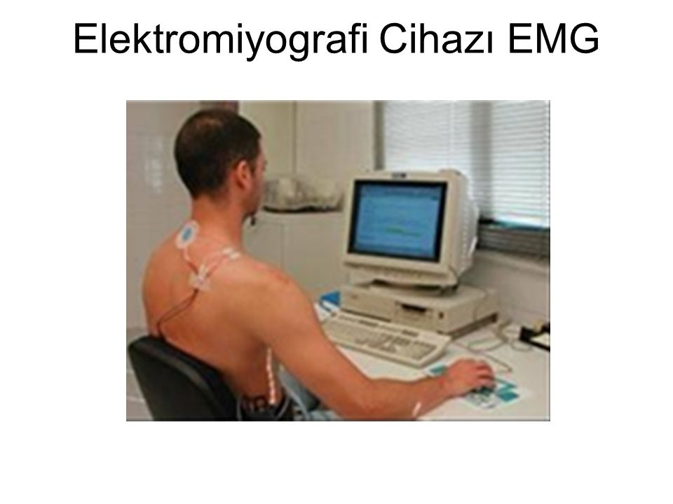 Elektromiyografi Cihazı EMG