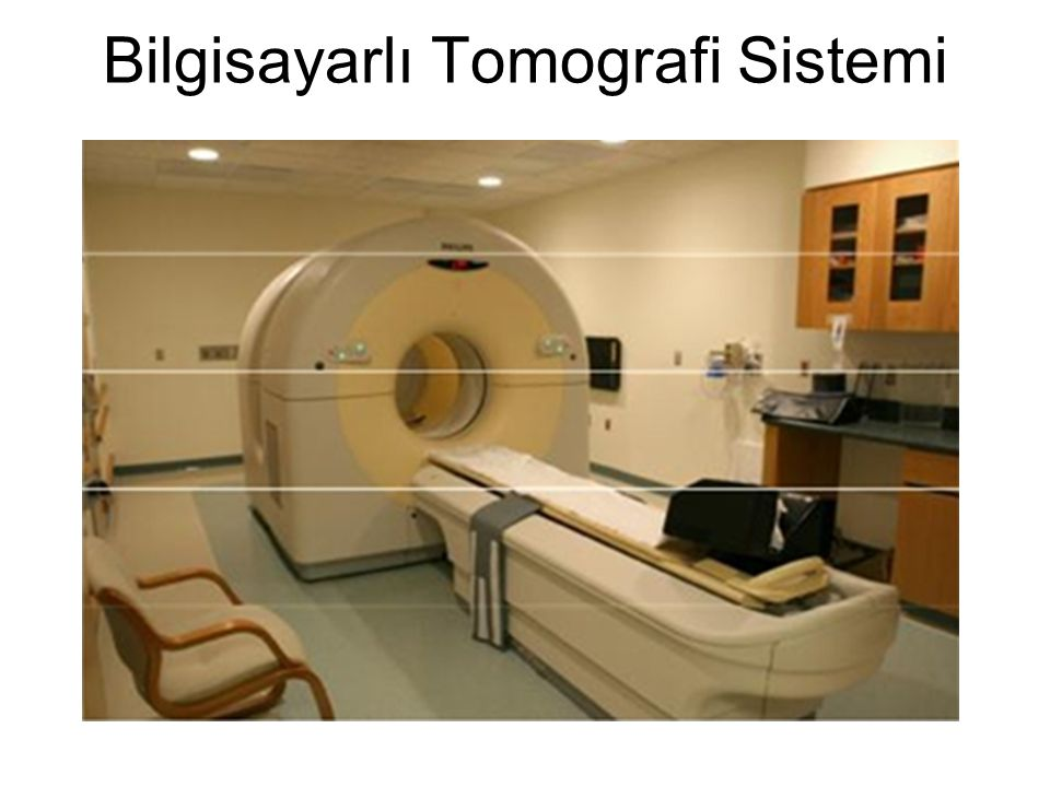 Bilgisayarlı Tomografi Sistemi