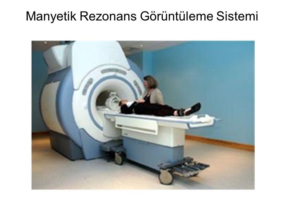 Manyetik Rezonans Görüntüleme Sistemi