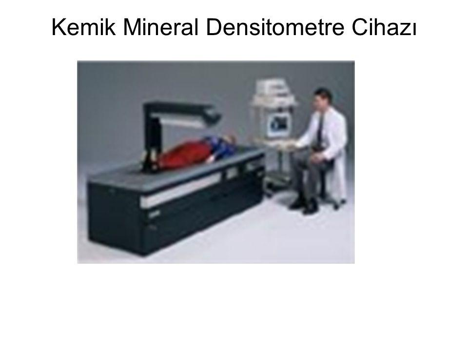Kemik Mineral Densitometre Cihazı