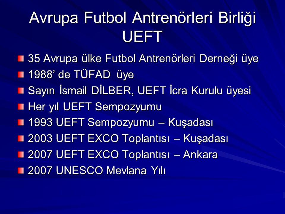 Avrupa Futbol Antrenörleri Birliği UEFT