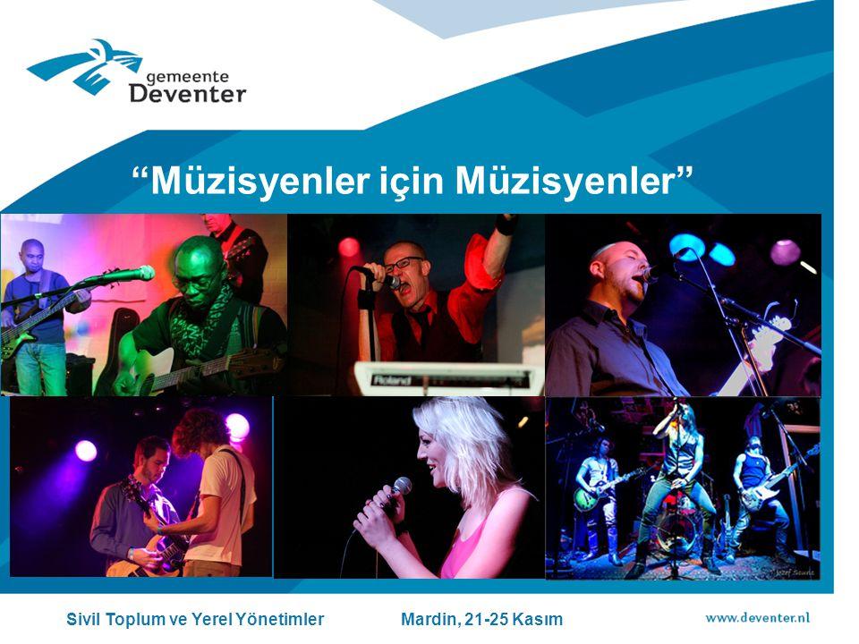 Müzisyenler için Müzisyenler