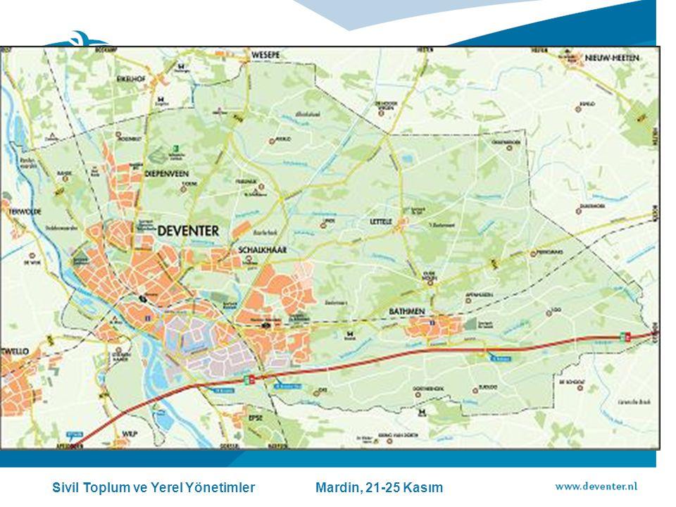 Sivil Toplum ve Yerel Yönetimler Mardin, 21-25 Kasım