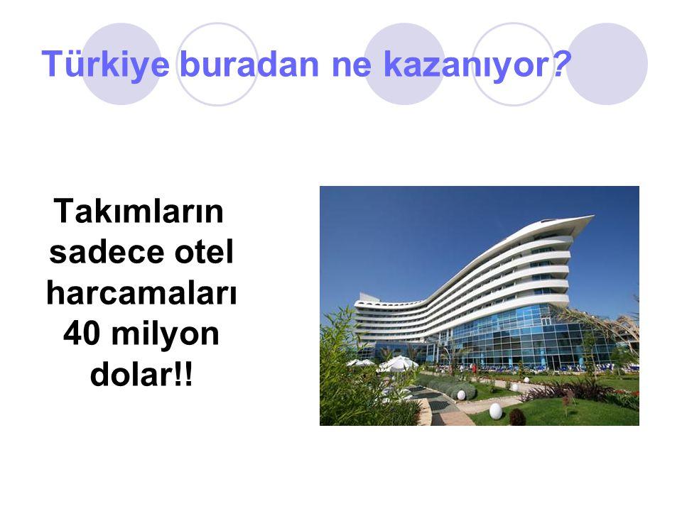 Türkiye buradan ne kazanıyor