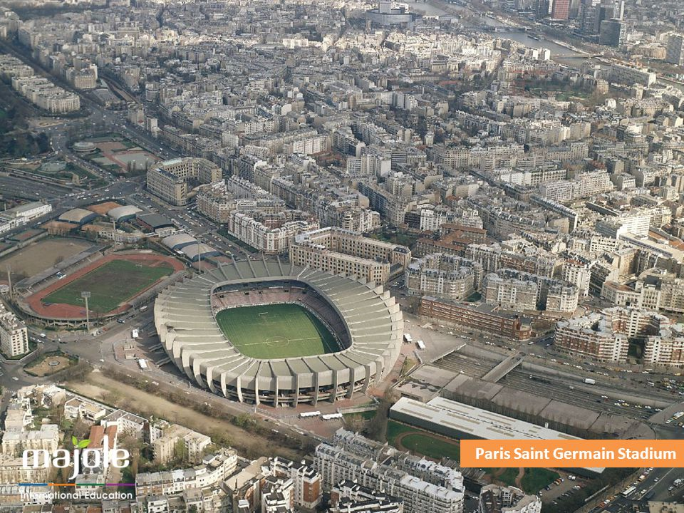 Paris Saint Germain Stadium