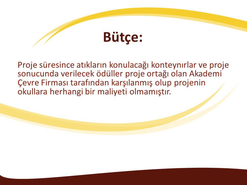 Bütçe:
