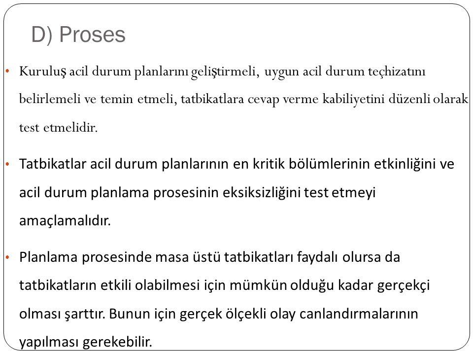 D) Proses