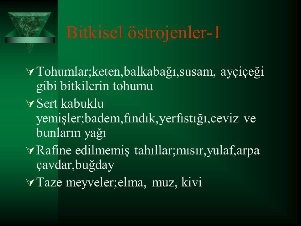 Bitkisel östrojenler-1