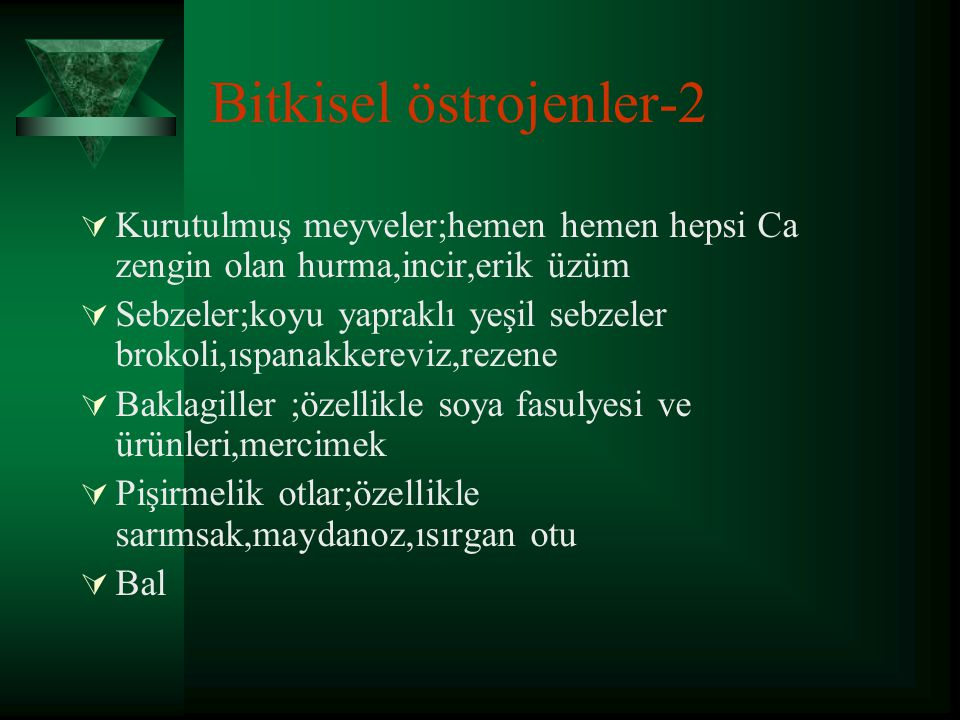 Bitkisel östrojenler-2