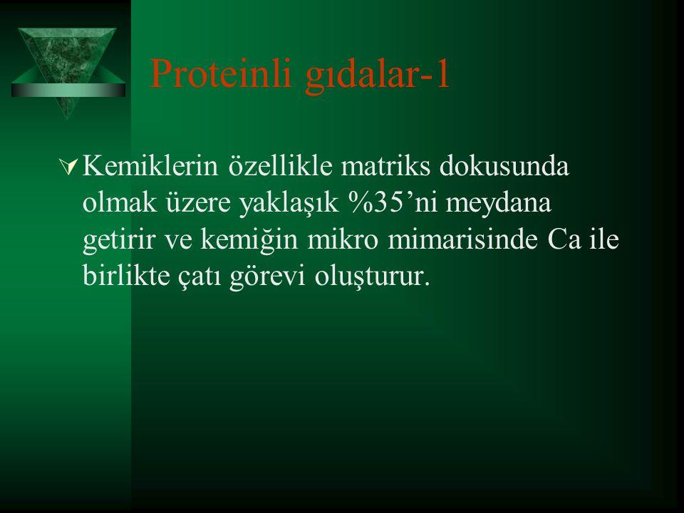 Proteinli gıdalar-1
