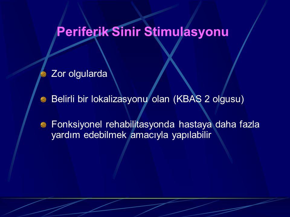 Periferik Sinir Stimulasyonu