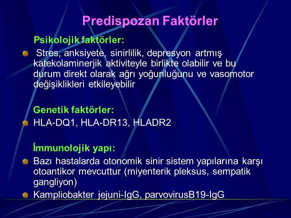 Predispozan Faktörler