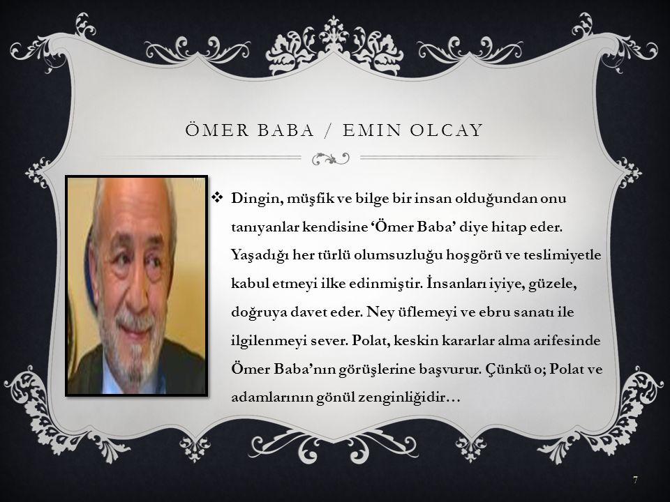 ÖMER BABA / Emin Olcay