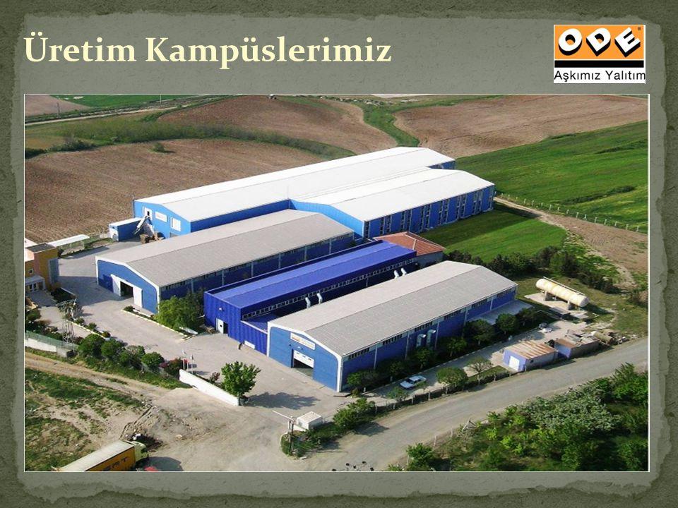 Üretim Kampüslerimiz
