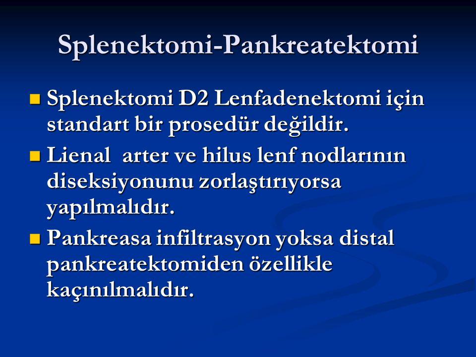 Splenektomi-Pankreatektomi
