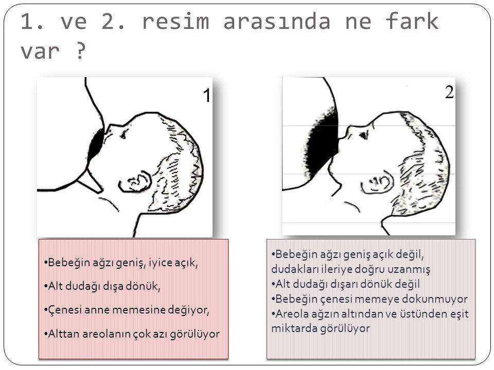 1. ve 2. resim arasında ne fark var
