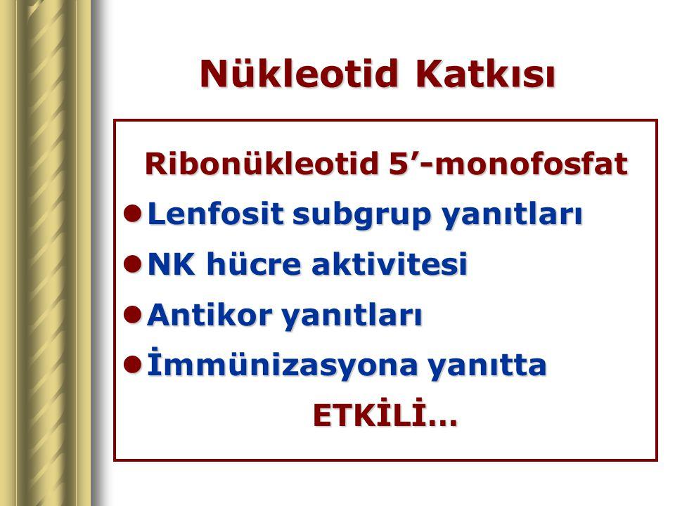 Ribonükleotid 5'-monofosfat
