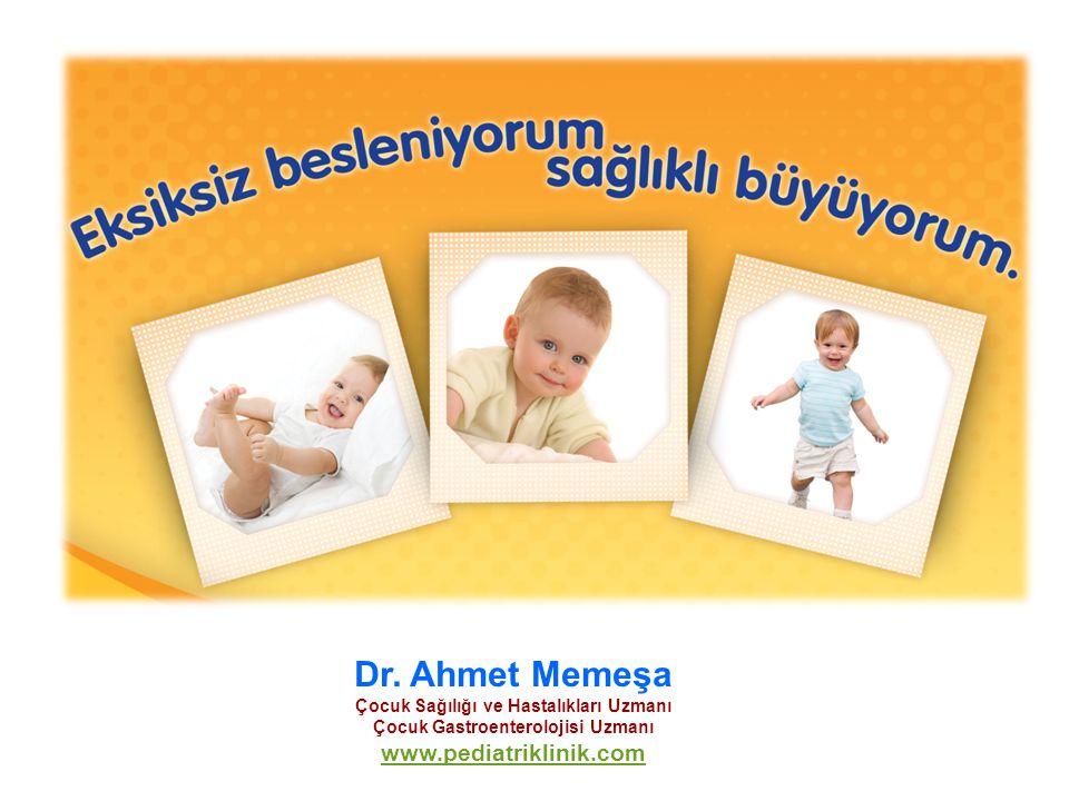 Çocuk Sağılığı ve Hastalıkları Uzmanı Çocuk Gastroenterolojisi Uzmanı