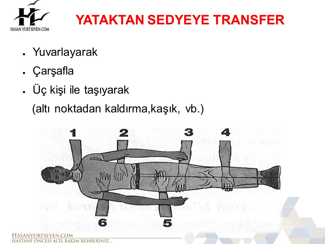 YATAKTAN SEDYEYE TRANSFER