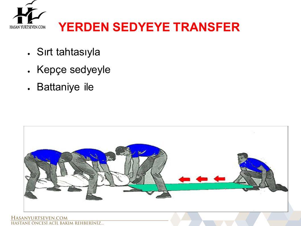 YERDEN SEDYEYE TRANSFER