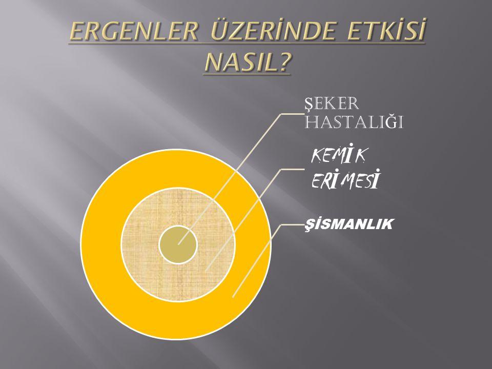 ERGENLER ÜZERİNDE ETKİSİ NASIL
