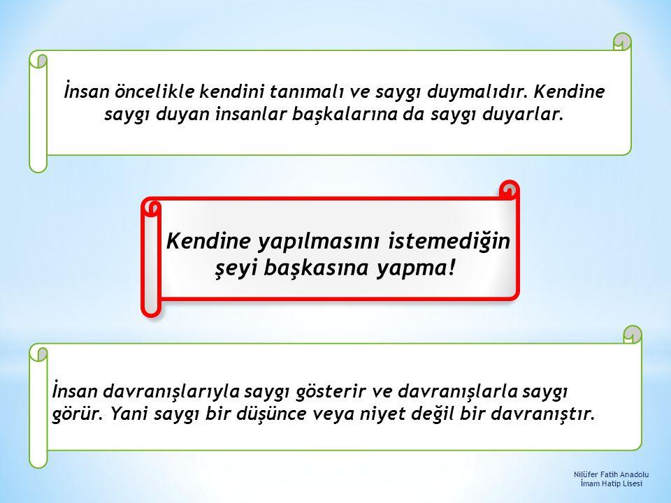 Nilüfer Fatih Anadolu İmam Hatip Lisesi
