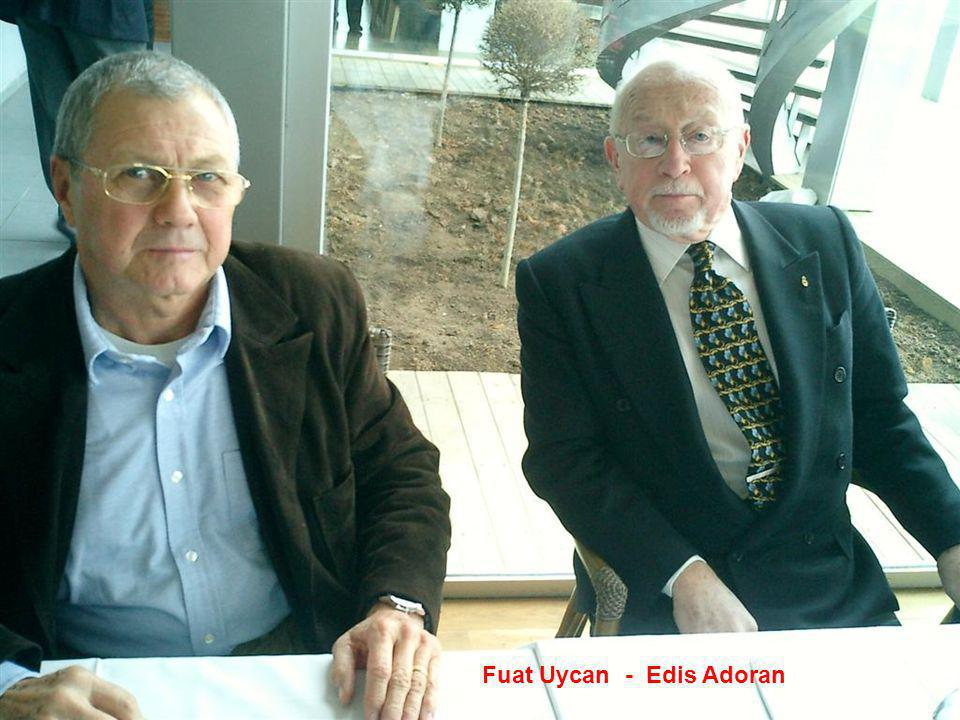 Fuat Uycan - Edis Adoran