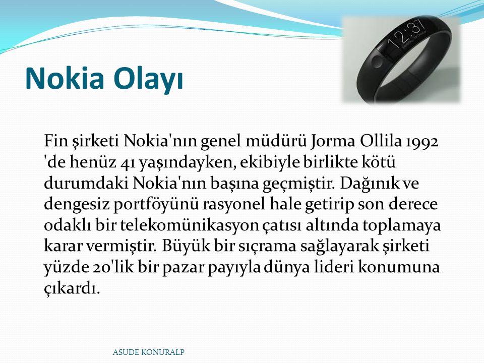 Nokia Olayı