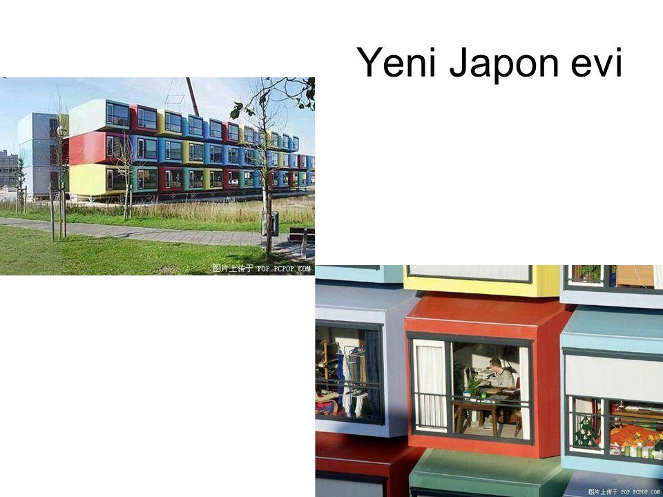 Yeni Japon evi
