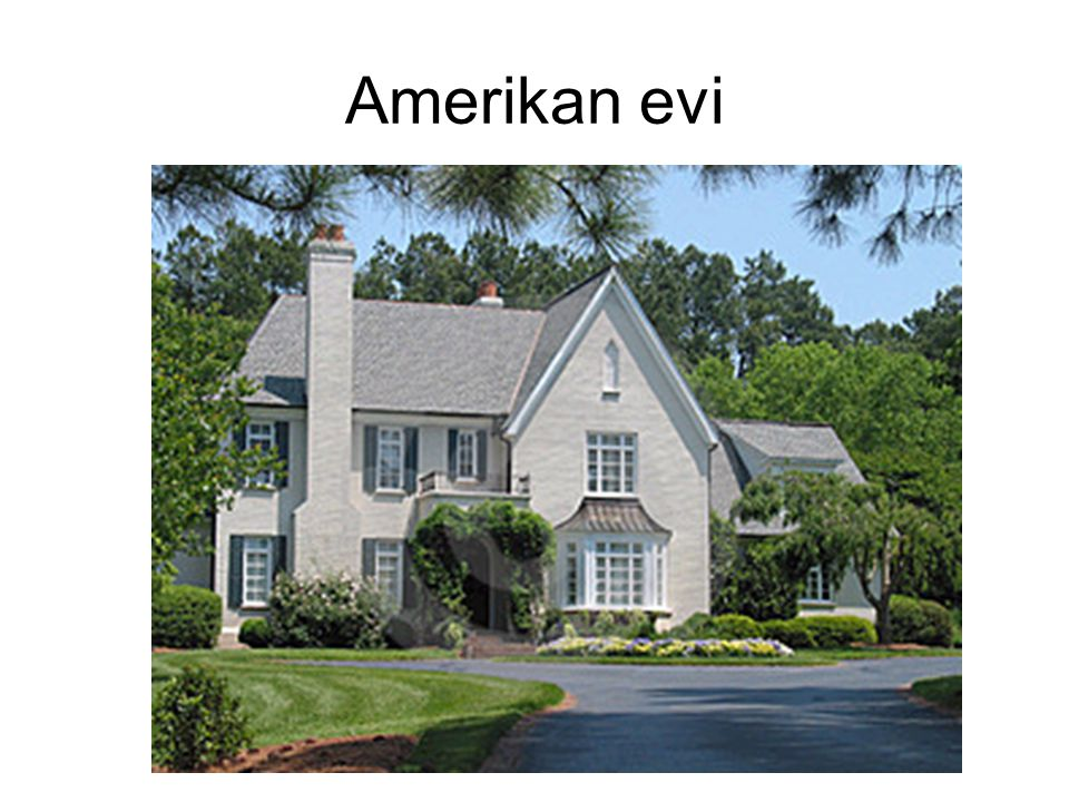 Amerikan evi