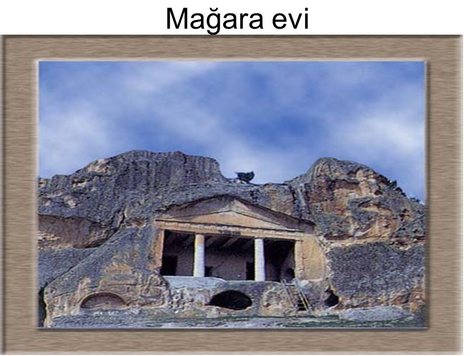 Mağara evi