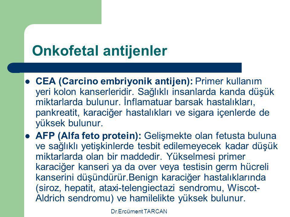 Onkofetal antijenler