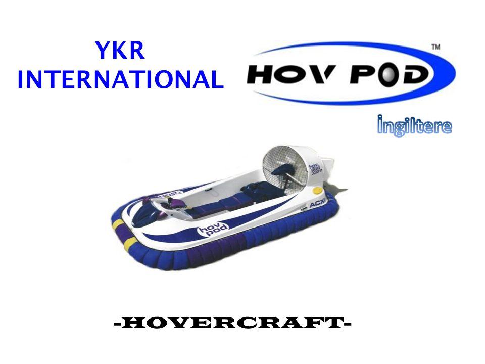 YKR INTERNATIONAL İngiltere -HOVERCRAFT-