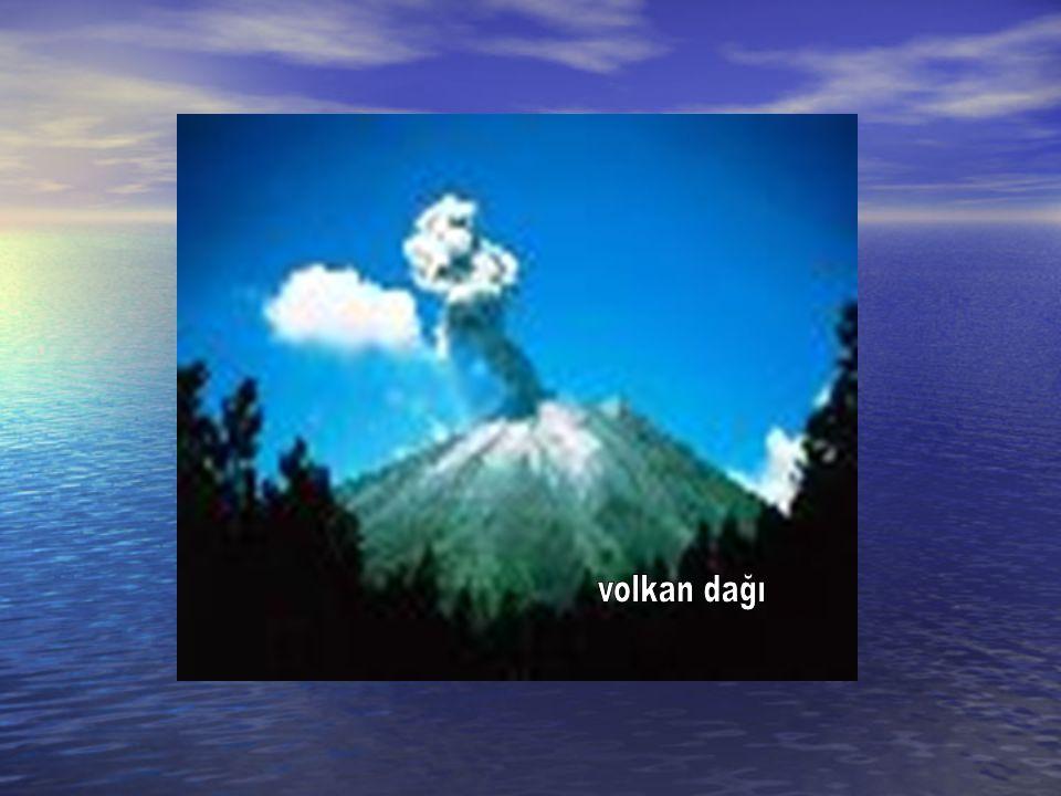 volkan dağı