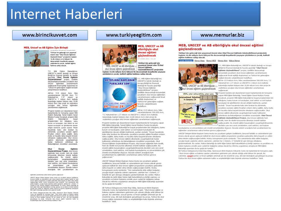 Internet Haberleri www.birincikuvvet.com www.turkiyeegitim.com
