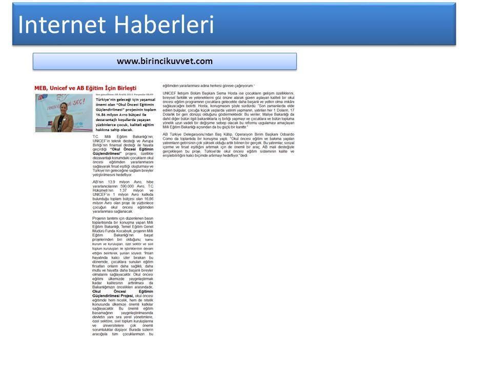 Internet Haberleri www.birincikuvvet.com