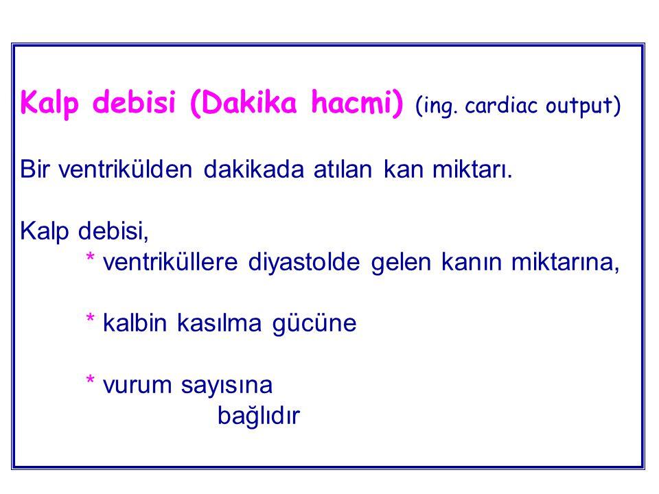 Kalp debisi (Dakika hacmi) (ing